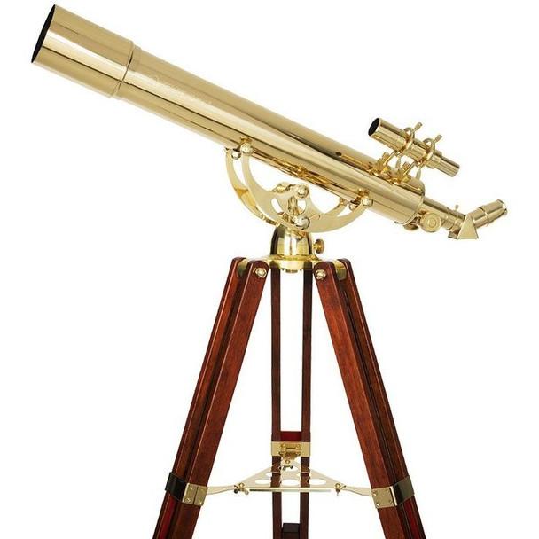 Celestron Ambassador 80 Brass Telescope