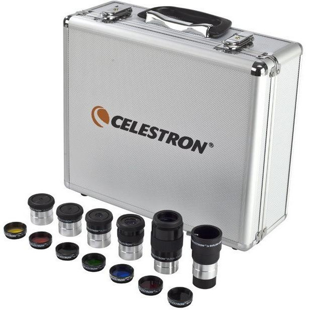 Celestron Eyepiece and Filter Kit - 1.25in