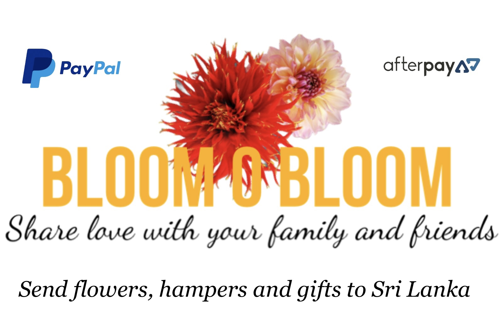 Send gifts to Sri Lanka