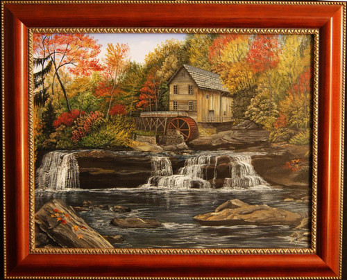 Glade Creek Grist Mill- Print