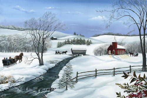 Winter Worship