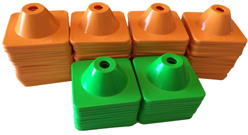 Training Cones 50 Cone set