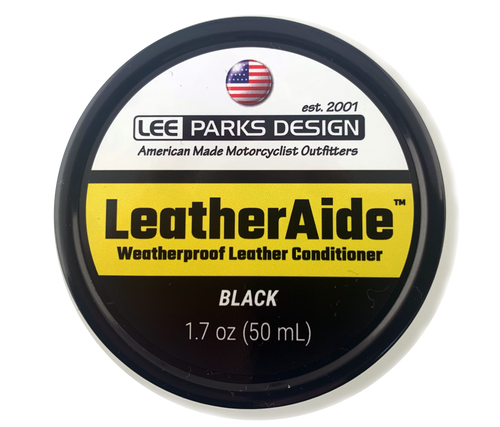 LeatherAide Black (Single)
