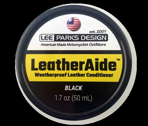 LeatherAide Black (Single)