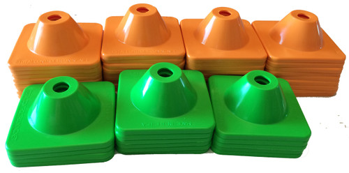 Training Cones 120 Cone set