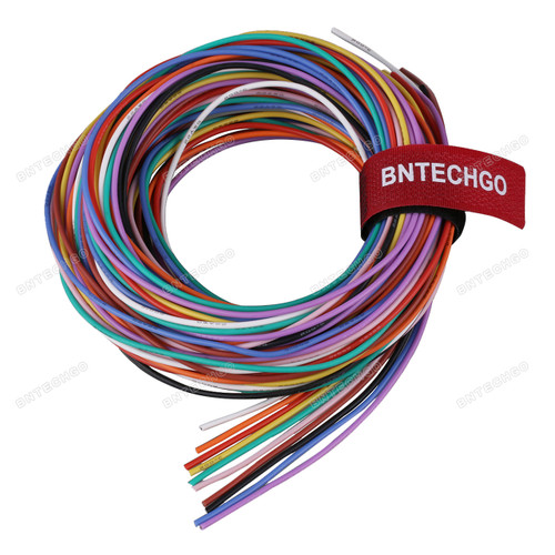 22 Gauge Silicone Wire Kit Ultra Flexible 10 Color