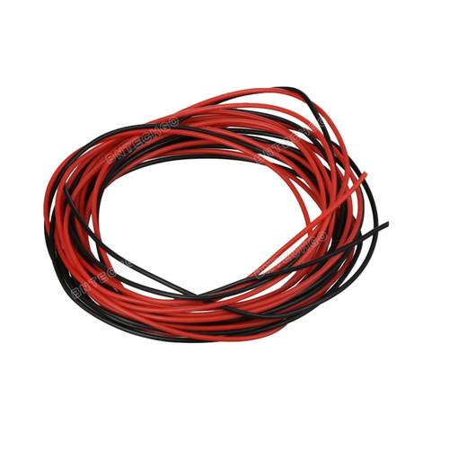 30 Gauge Silicone Wire Ultra Flexible 20 Feet high temp 200 deg C