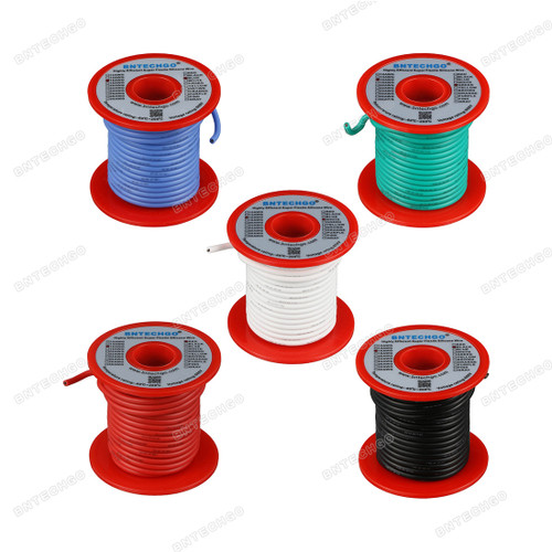16 AWG Stranded Wire 252 Strands Tinned Copper Wire