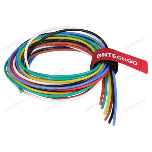 18 Gauge Silicone Wire Kit Ultra Flexible 7 Color