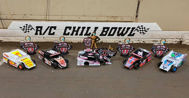 Malicoat TQ's and Wins the Central Mississippi Battle Ground Race