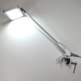 LED Stem light with tube clamp