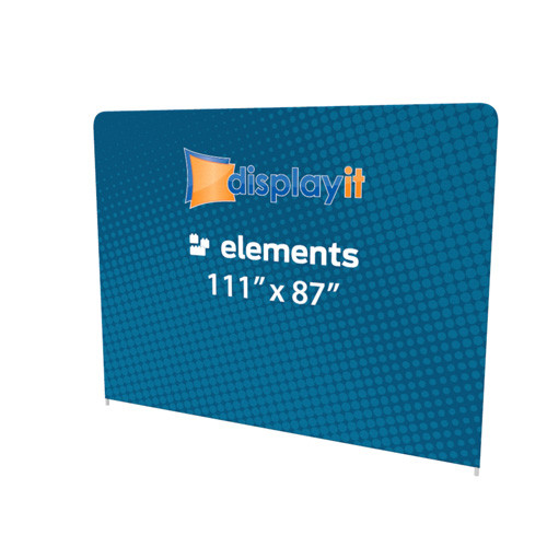 """111"""" x 87"""" Elements Frame and Graphic (Mix-and-Match)"""
