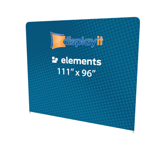 "111"" x 96"" Elements Frame and Graphic (Mix-and-Match)"