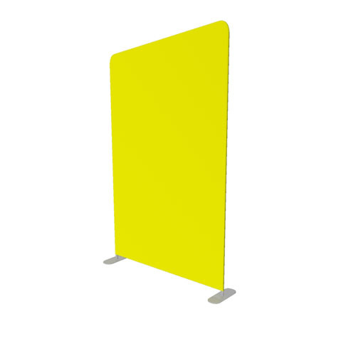 """5' (56"""" x 96"""") Elements Display - Replacement Graphic - Slope Top"""