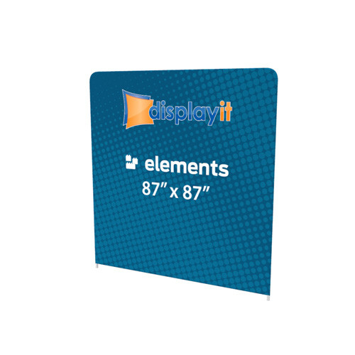 """87"""" x 87"""" Elements Frame and Graphic (Mix-and-Match)"""