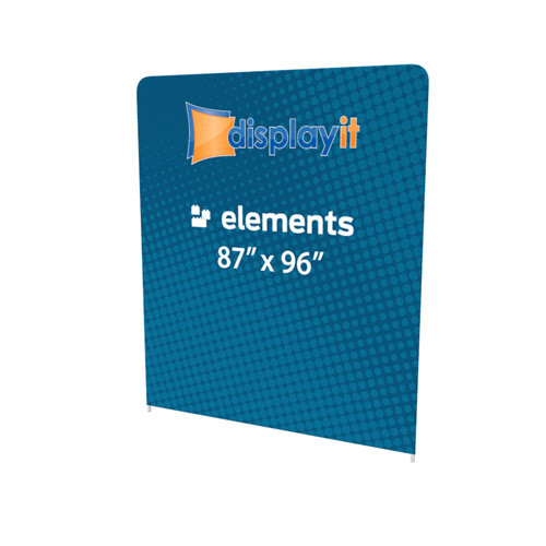 """87"""" x 96"""" Elements Frame and Graphic (Mix-and-Match)"""