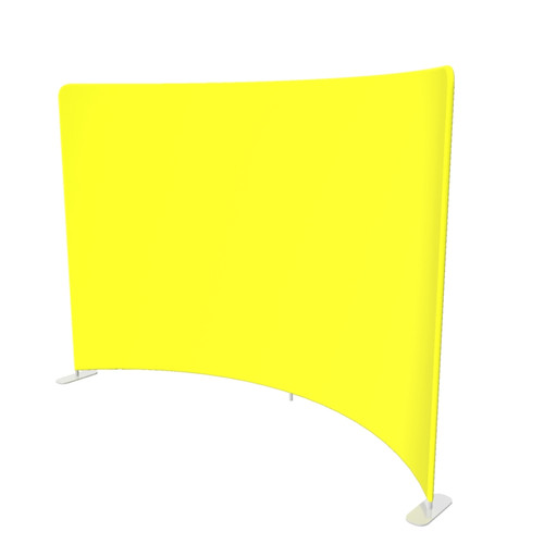 """10' (105"""" x 87"""") Curved Elements Display - Replacement Graphic"""