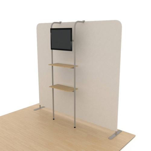 Ensemble Accessory - Shelf Rack with Monitor Mount