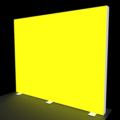 10 Foot Flare Backlit Display - Replacement Graphic