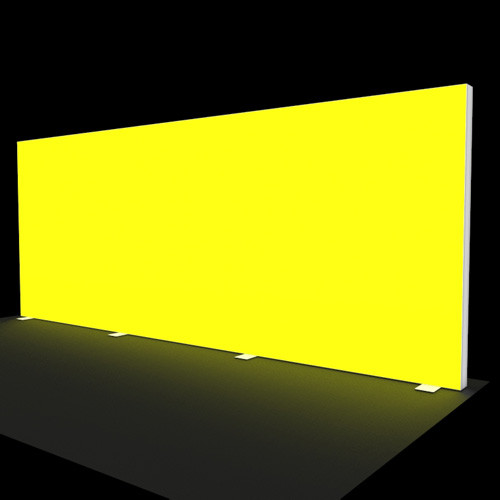 20 Foot Flare Backlit Display - Replacement Graphic