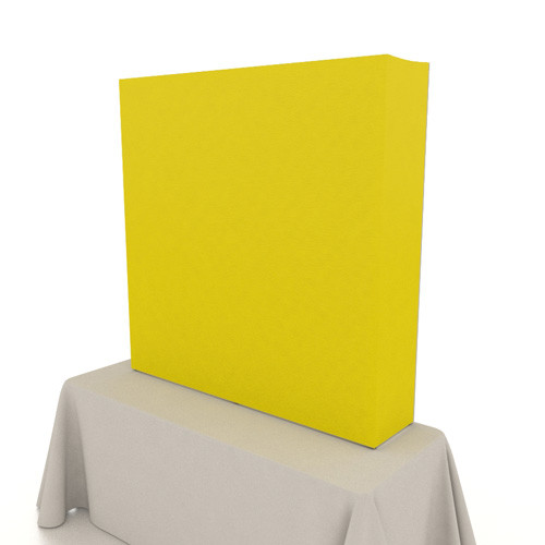 5 Foot Table Top Graffiti Display - Replacement Graphic with Endcaps