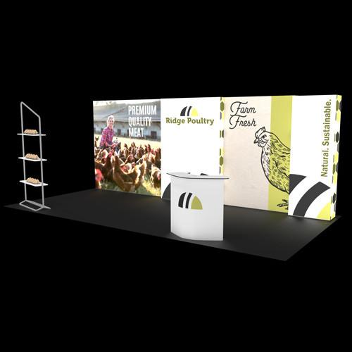 10' x 20' Graffiti:Plus Display - Kit B