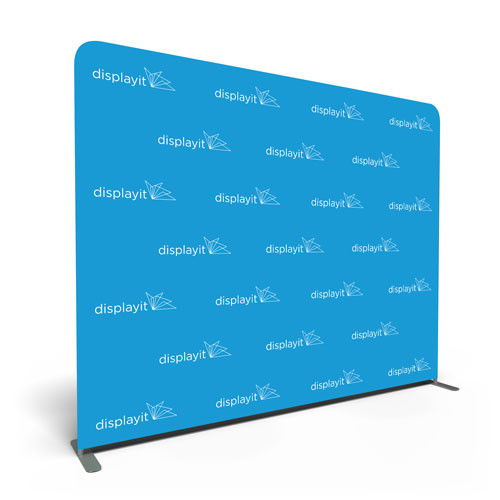 10 Foot Step and Repeat Video Backdrop