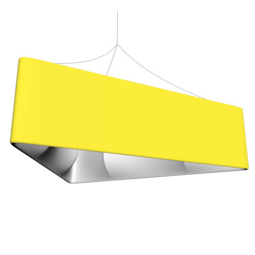 Economy Hanging Sign - Triangle - Replacement Graphic