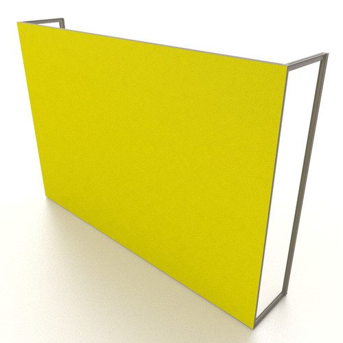 "132"" x 92"" Knockout Fabric Panel - Replacement Graphic"