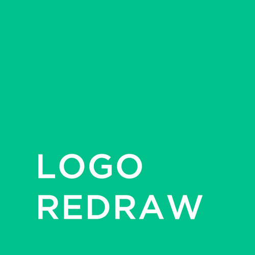 Logo Redraw in Vector Format