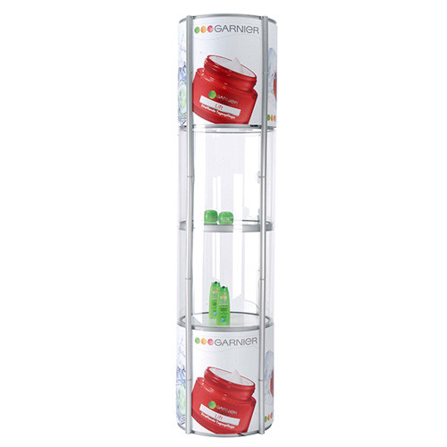 Pirouet Collapsible Product Stand