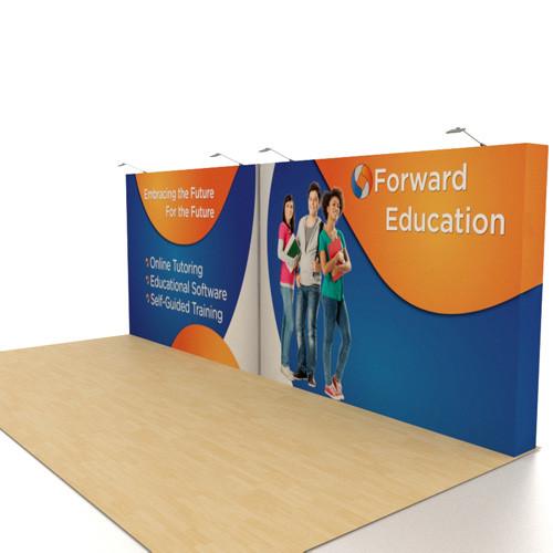 20 Foot Quick-Up Display - Kit A