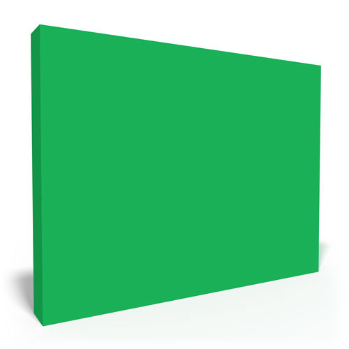 10 Foot Collapsible Green Screen Backdrop