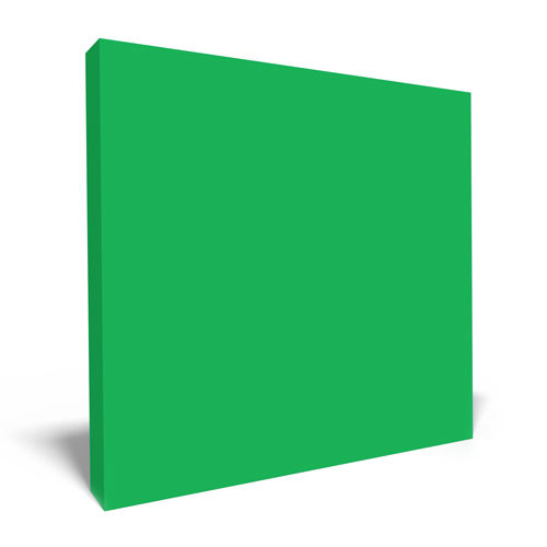 8 Foot Collapsible Green Screen Backdrop