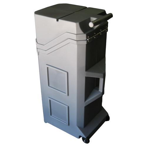T-Handle Wheeled Shipping Case