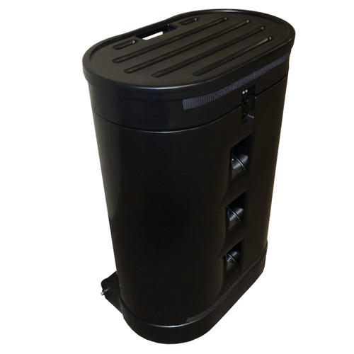 Pop-up Display Wheeled Shipping Case