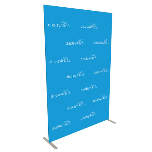 5 Foot Step and Repeat Video Backdrop