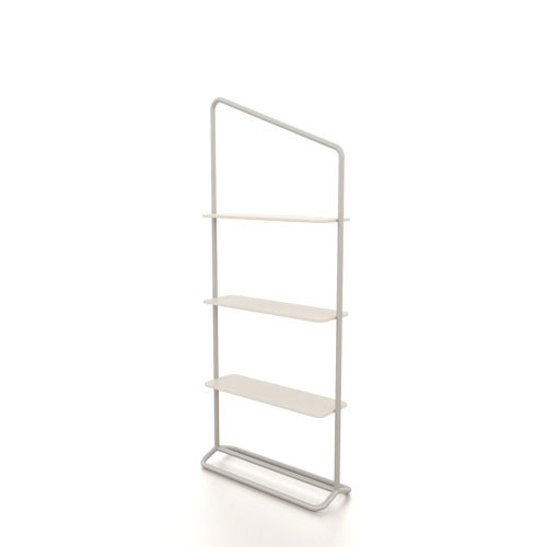 """35"""" x 83"""" StoreFront Product Stand - Shelf Rack"""