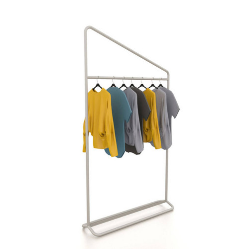 """47"""" x 83"""" StoreFront Product Stand - Clothes Rack"""