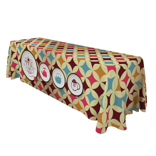 8 Foot Table Throw