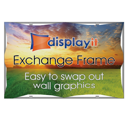 Exchange Wall Frame - Replacement Graphic