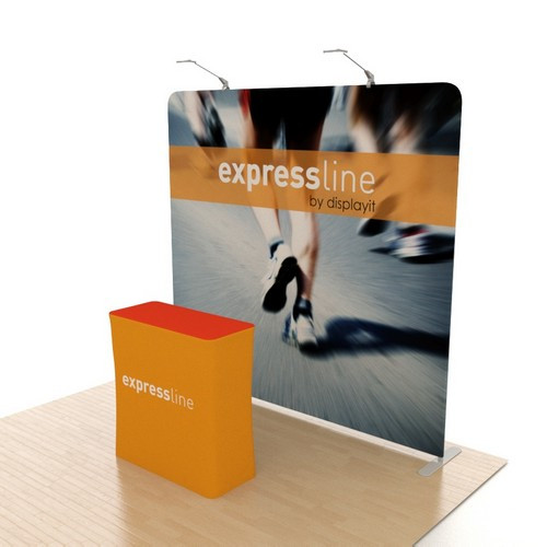 Expressline - 8 Foot Helium Display - Out of Stock