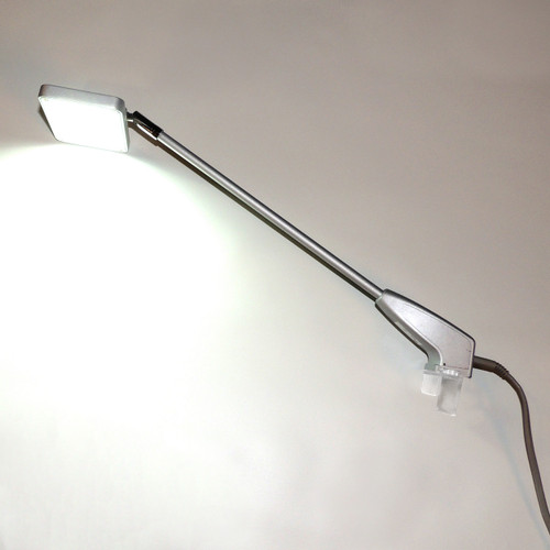 LED Stem light with Graffiti mounting clip