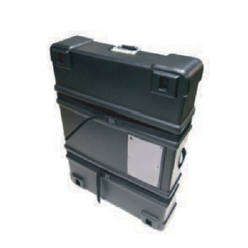 Exhibitline Medium Flat-Packing Wheeled Shipping Case