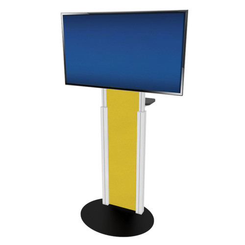Displayit Large Adjustable Monitor Stand Replacement Graphic