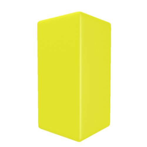 """Cubic Tower - 48"""" x 48"""" x 95"""" - Replacement Graphic"""
