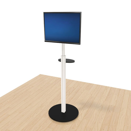 Displayit Small Adjustable Monitor Stand