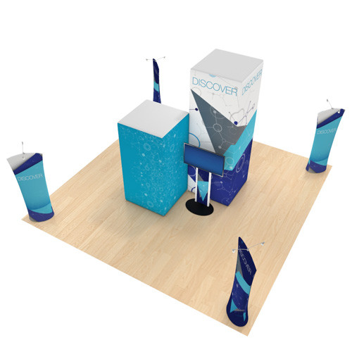 20' x 20' Economy Island Display - Kit B