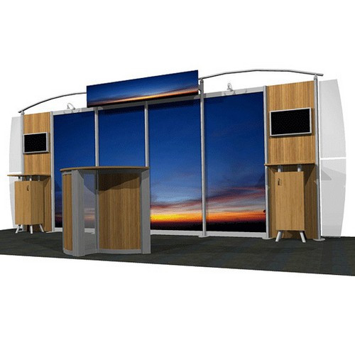 10' x 20' Eco-Systems - Anno Display