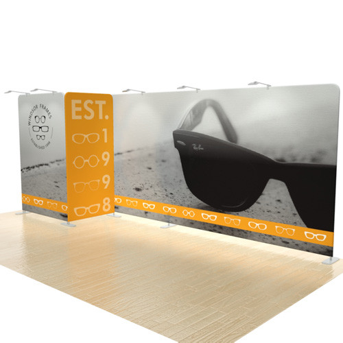20 Foot Elements Display - Storage Kit K